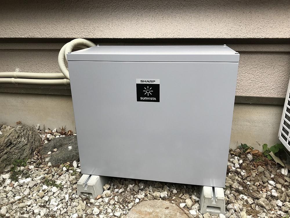 シャープ蓄電池8.4kWh 激安