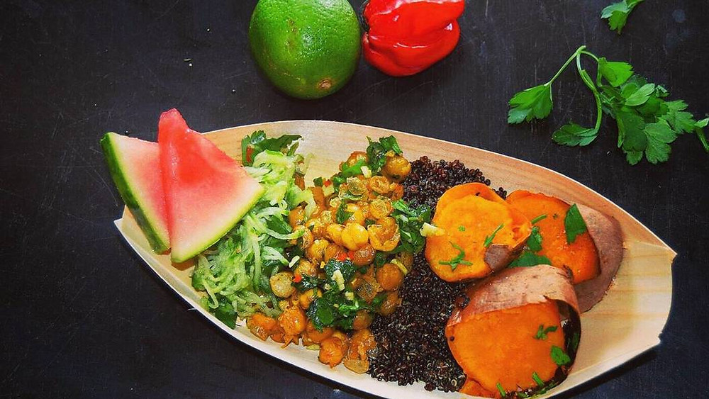 Rastafarian I-Tal Meal