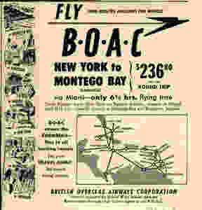 Vacation Ad, Circa 1950