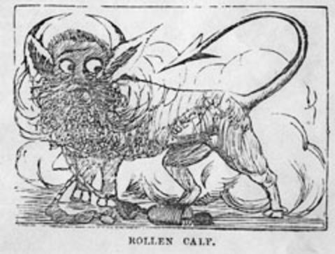 The Rollin' Calf