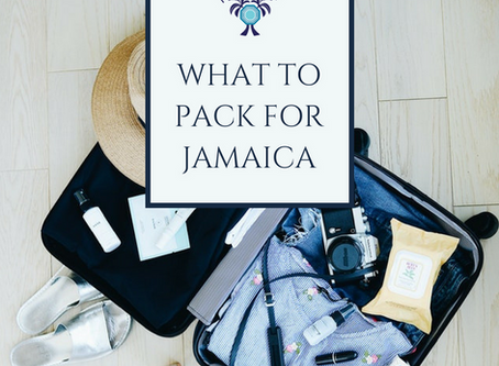 What to Pack for Jamaica