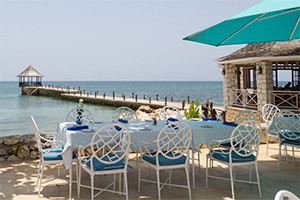 Beach Cafe at the Tryall Club