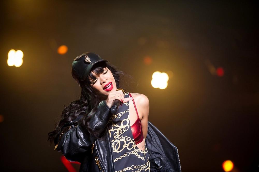 Rihanna Live at Reggae Sumfest 2006
