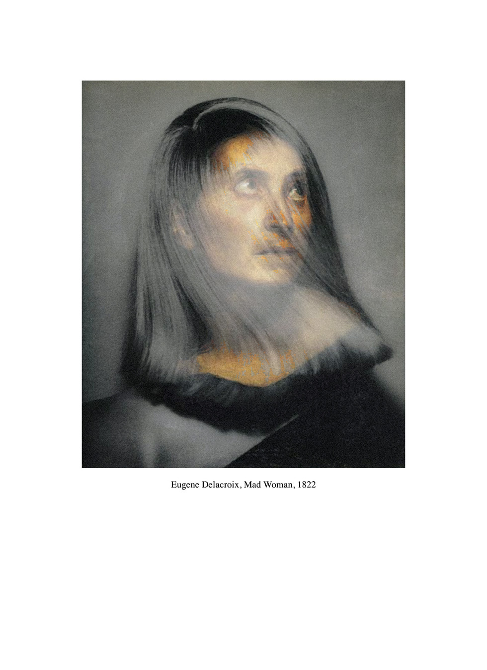 Dana-Darvish_Eugene-Delacroix,-Mad-Woman