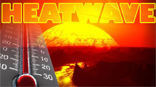 IRAN MELTS IN EPIC HEAT-WAVE : Scorched by hottest ever temp's