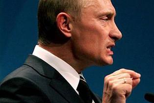 RUSSIAN THREAT TO STOP GAS : Putin's chokehold on Ukraine-EU