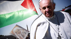 VATICAN'S UNHOLY COVENANT :  Signs 'State of Palestine' treaty