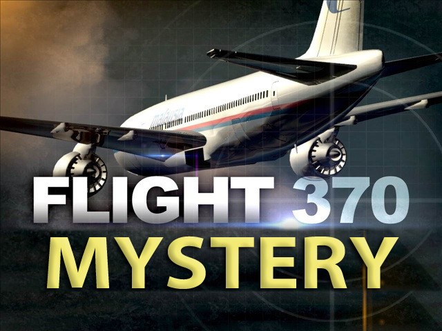FLight 370 Mystery