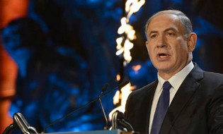NETANYAHU'S DIRE WARNING : Iran striving to takeover Mid-East