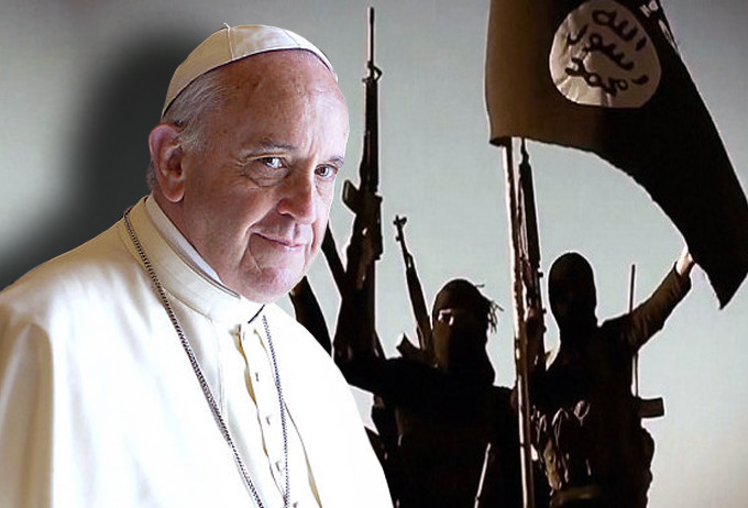 Pope Francis & ISIS.jpg