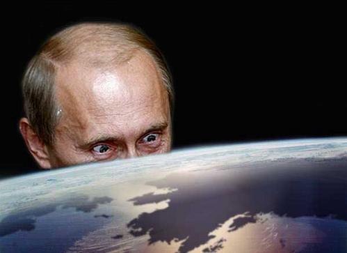 Putin's Global Plan