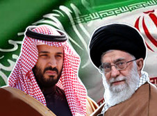 "IRAN THREAT : SAUDI ARABIA VOWS . . "" WE WILL RESPOND """