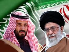 "IRAN THREAT : SAUDI ARABIA VOWS . . "" WE WILL RESPOND """