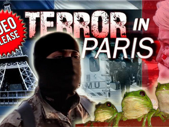 ISIS TERROR ATTACKS IN PARIS : What YOU need to know !!!
