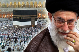 AYATOLLAHS' EYES ON MECCA : Iran plan to seize Saudi Holy Site