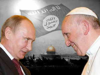 PUTIN & POPE MEET IN ROME :  Why this spells danger for Israel