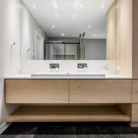 Salle de bain nordique - Lorraine 2019