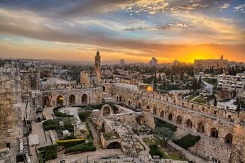 Jerusalem - Ancient Throne of King David