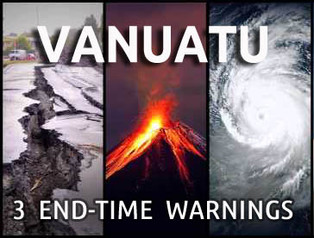 VANUATU: 3 FINAL WARNINGS ?? Earthquake  Volcano  Whirlwind