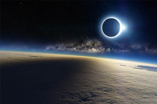 SIGNS IN THE HEAVENS ABOVE : Solar eclipse warns of judgment