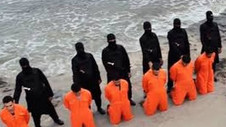 ISIS CANCER MOVES INTO LIBYA : Black flags & beheadings spread