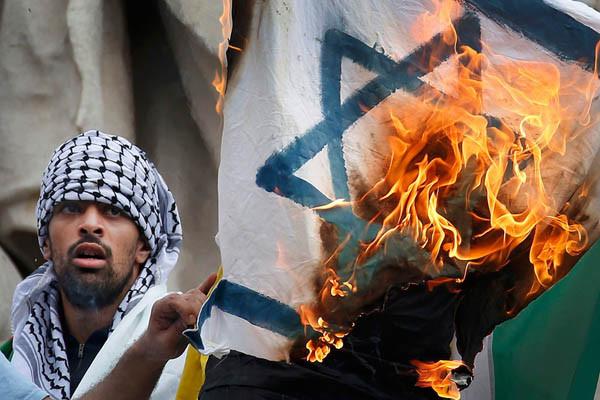 Anti-Semitism Rising