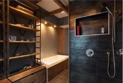 Salle de bain industrielle - Aunthsic 2013