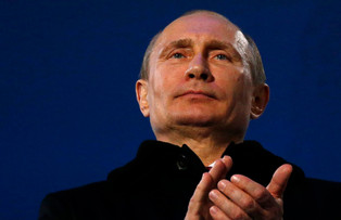 PUTIN: GOD MADE ME PERFECT !  Never made mistakes, no regrets