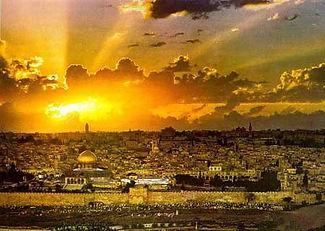 Jerusalem  - Future Capital of the World
