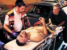 GROWING ANARCHY IN ISRAEL : Five killed in TelAviv & WestBank
