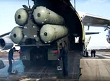 LETHAL NEW MISSILES IN SYRIA : Russia deploys advanced S-400's