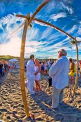 wedding officiant in RI Newport