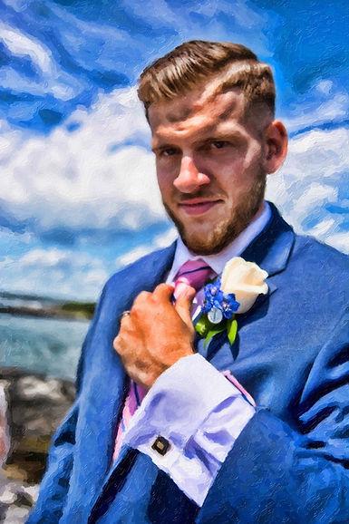 fine art wedding photography in Newport, RI
