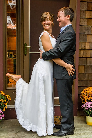 Fall Newport Wedding