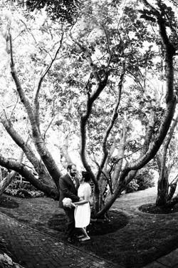 julie & Jaime treebwz