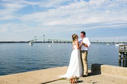 small wedding Newport RI0098