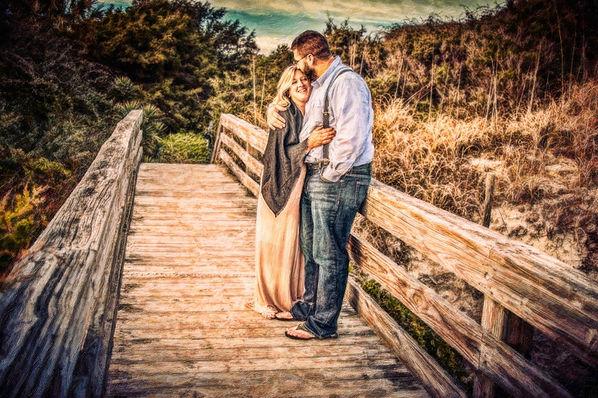 Newport fine art wedding photography
