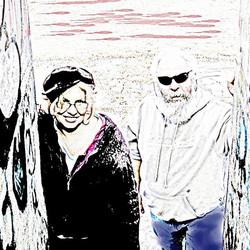Kathy and Don art