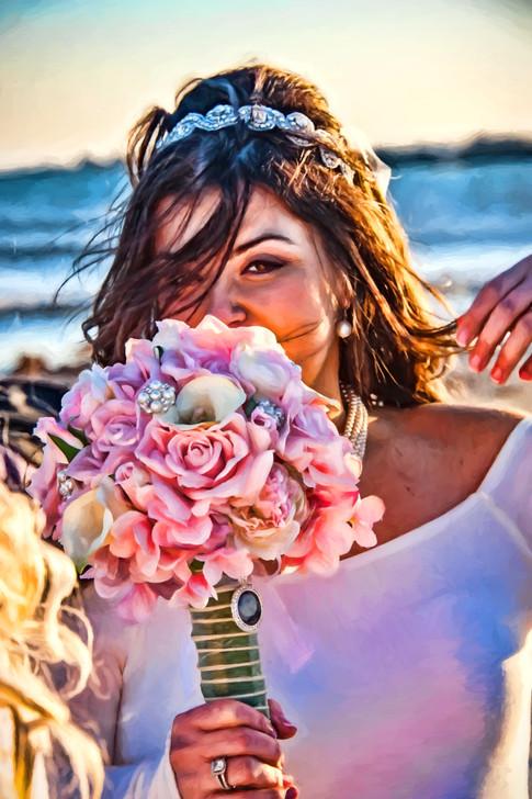 wedding flowers photography RI