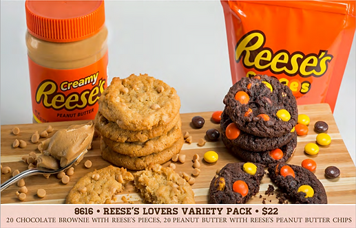 Reese's Lover Variety Pack
