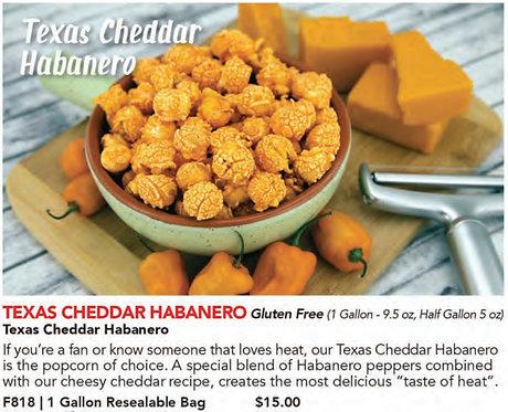 Texas Cheddar Habanero