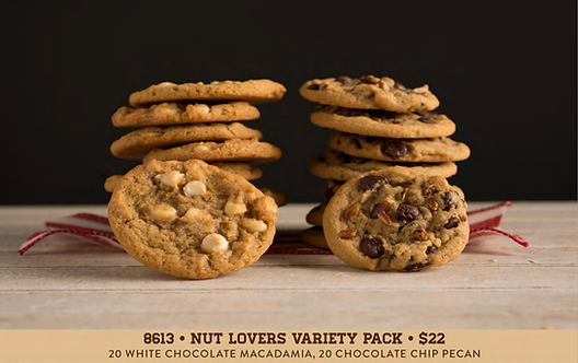 Nut Lovers Variety Pack