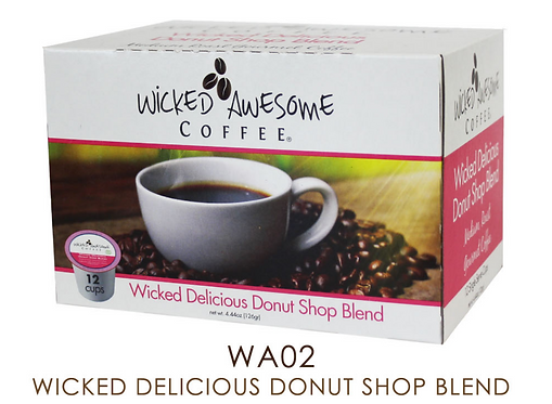 Wicked Delicious Donut Shop Blend