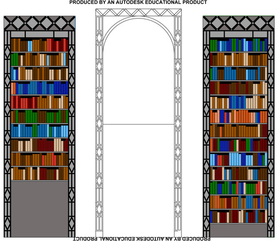 LIBRARY PANELS