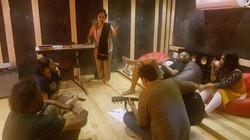 Pre Recording