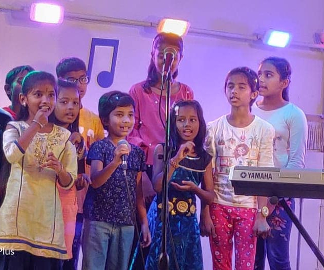 Performance by Aiive India Foundation Kids