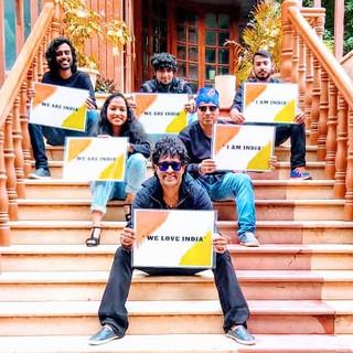 Band Photo Shoot we are India