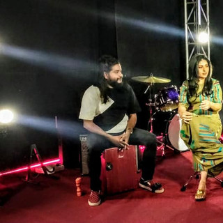 Sinidhi Chauhan Live @ ALive1Studio