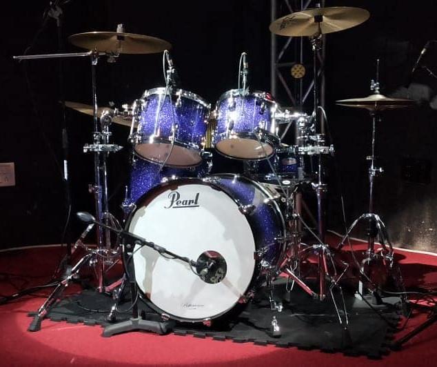 Perl Drum Kit