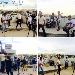 AurkoLive - Band Shoot